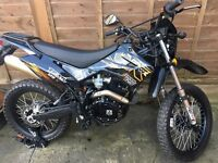 Wk trail 125 for sale
