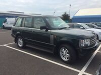 Range Rover 3.0 TD6 Vogue (swap for Volvo XC90?)