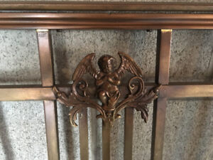 Queen size Antique bed frame
