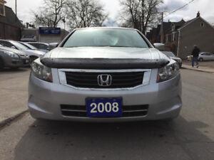 2008 Honda Accord LX Sedan ***CERTIFIED***2 SETS OF WHEELS***