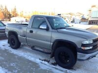 1999 Chevy Silverado Step-side 4x4