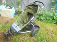 Mountain buggy and ergo for sale