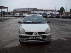 2003 Renault Clio 1.2 16v Extreme 2