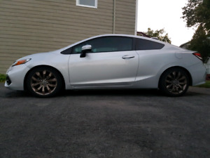 Mags civic Si