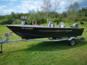 Lund Tiller | ⛵ Boats & Watercrafts for Sale in Ontario