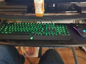 gaming keyboard razer blackwidow ultimate 80 obo