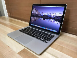"13"" Retina MacBook Pro With Microsoft Office & Photoshop"