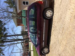 1998 Plymouthfully Minivan, Van