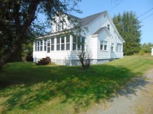 Large yard, 15 min from Miramichi, well maintained, front porch
