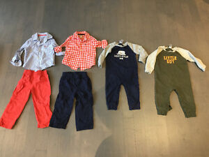 Baby boy 24 month clothes
