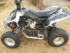 Used 2007 Polaris Predator Troy Lee Edition