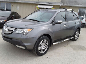 2008 Acura MDX TECH, Accident Free, NAV/SH-AWD/BACK UP CAM.