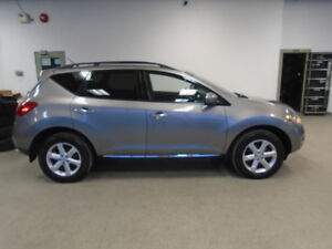 2009 NISSAN MURANO SL AWD! V6! AUTO! SPECIAL ONLY $7,900!!!!