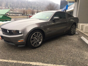 2010 Ford Mustang GT with ONLY 20k kms!
