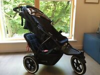 Phil & Teds V2 Navigator pram - still under warranty