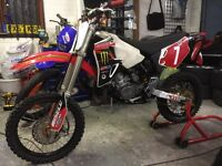 cr80 good condition but needs new piston / rings