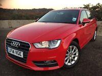 Audi A3 1.6D 6 speed HPI clear 13K mileage warranty 6m warranty