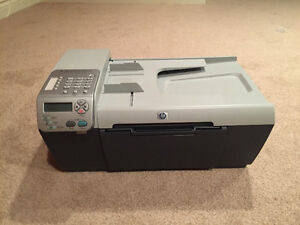 Printer scanner and fax