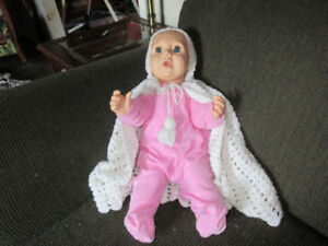 life sized baby doll