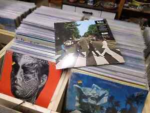 ... LARGE SELECTION OF LPS