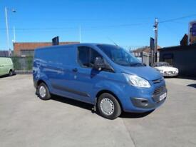 "FORD TRANSIT CUSTOM 2.2 TDCi (125PS) | TREND | SWB | 1 OWNER | 2013 ""63"" MODEL"
