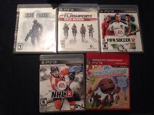 PS3 jeu game PlayStation 3 jeux games