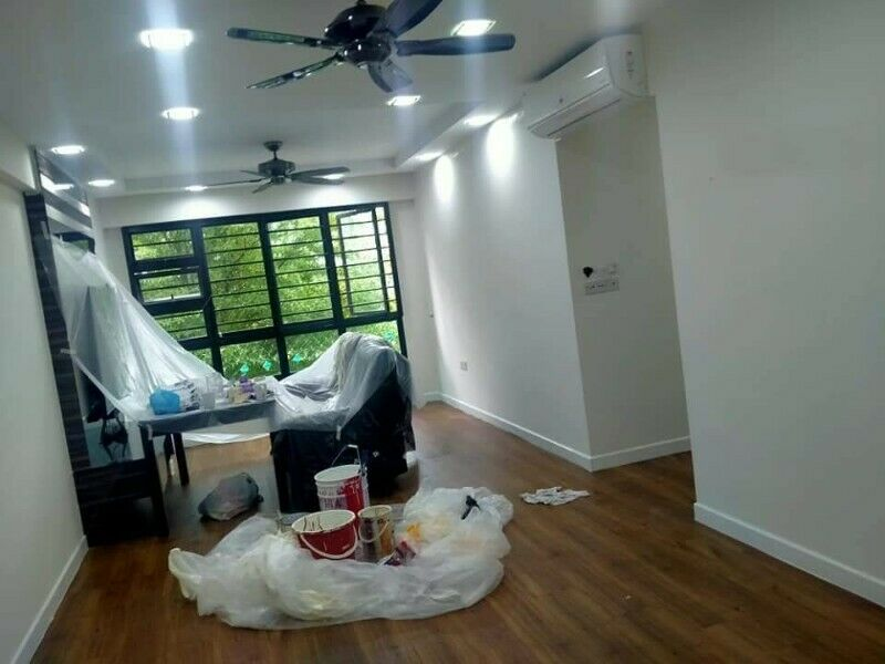 Cheap and Professional house painting service