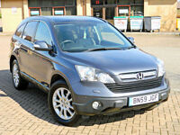 2009 59 REG HONDA CR-V 2.2 i-CTDi EXECUTIVE 4WD [HUGE SPEC]