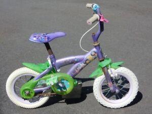 Bicyclette  8'' pour enfant fille