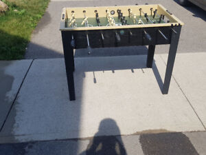 Foosball Table (Great Condition)