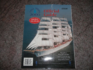 Tall Ships 2000 Official Guide