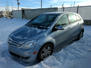 2006 Mercedes B200 turbo $2500$