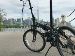 Dahon Vybe D7 new condition