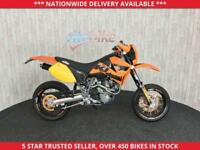 KTM SUPERMOTO 640 LC4-E BLACK MOT TILL MAY 2019 CLEAN TIDY 2006 56