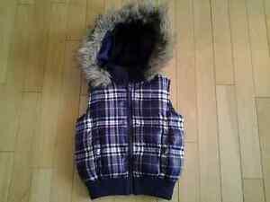 Manteau sans manche 3T