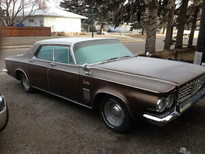 1963 New Yorker 4dr Hardtop