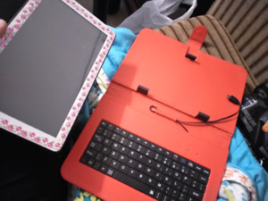 Proscan android tablet with keyboard