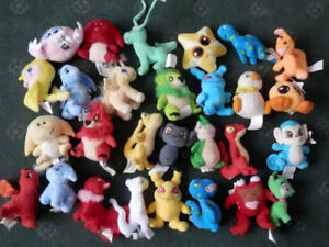 Big collection of Neopets