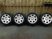 Mercedes C Class 205x55x16 Alloys And Tyres
