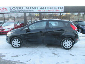 2012 Ford Fiesta CERTIFIED AND E TESTED LOW 53KM Hatchback