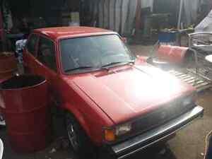 1983 Rabbit Diesel