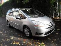Citroen Grand C4 Picasso 1.6HDi 16v EGS Exclusive,7 Seats,Full Service history.