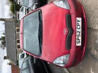 Toyota Yaris 1.0 VVTi 2001MY Colour Collection