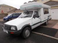 Romahome C 15 HyLo Elevating Roof Diesel Camper MOT June 19