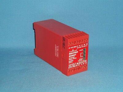 Allen-bradley Minotaur Msr6rt Universal Safety Relay