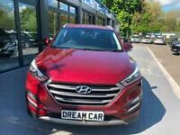 2016 Hyundai Tucson CRDI SE NAV Auto ESTATE Diesel Automatic