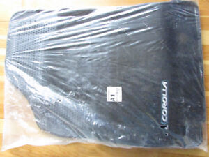 Brand new set of 4 Toyota Corolla floor mats