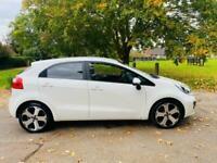 2013 Kia Rio 1.4 EcoDynamics 3 (s/s) 5dr Hatchback Petrol Manual
