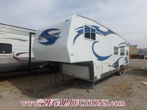 2010 FOREST RIVER STEALTH LIMITED LX3112  FIFTH WHEEL