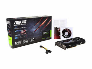 ASUS GeForce GTX TITAN X GTXTITANX-12GD5 12GB 12GB